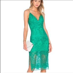 NBD lace dress